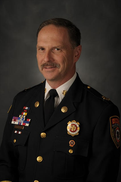 Craig A. Haigh - Fire Chief